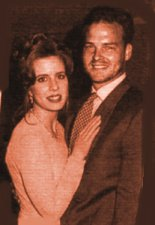Martha Byrne(Lily) & her husband Michael McMahon